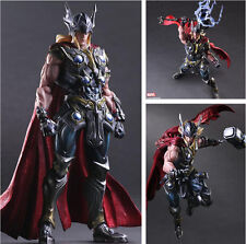 Square Enix Play Arts KAI Marvel Universe VARIANT THOR PVC Action Figure Figuren