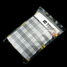 135value 1350pcs 1/4W Metal Film Resistor Assortment Kit