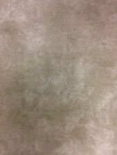 P & B Textiles Suede fabric Medley light brown material marble by fat quarter