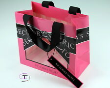 Victoria's Secret SMALL PAPER  BAG GIFT SHOPPING BAG ONE PIECE VS 1224G