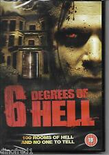 6 Degrees of Hell (DVD) NEW AND SEALED
