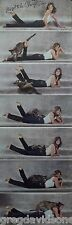 Cheryl Tiegs 17x52 Sunday Unlimited Jeans Pull Out Poster 1981 Its Got To Be