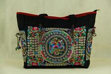 Genuine Embroidered Vintage Hamong Tribal BOHO hangbag, shoulder bag, tote bag