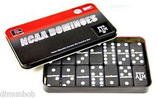 TEXAS A&M AGGIES OFFICALLY LICENSED DOMINOES SET