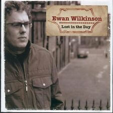 EWAN WILKINSON LOST IN THE DAY CD scottish borders folk singer guitarist ukulele
