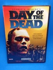 Day of the Dead (DVD, 2004) Lori Cardille, Brand New