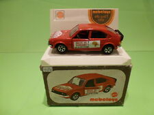 MEBETOYS 1:43  ALFA SUD T RALLY  A90  - IN ORIGINAL BOX - GOOD CONDITION