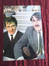 DUDLEY MOORE - PETER COOK -  FILM STARS - 1 PAGE PICTURE - CLIPPING / CUTTING