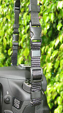 LONG QUICK RELEASE CAMERA SHOULDER STRAP BELT CONNECTOR ADAPTOR CANON NIKON SONY
