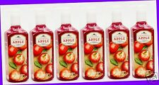 6 Bath & Body Works FRESH PICKED FARMSTAND APPLE Deep Cleansing Hand Soap