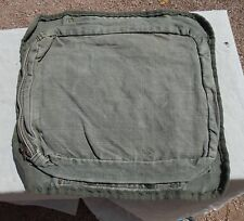 US Army USMC Military Vehicle Olive Drab Seat Cushion Cover 13 x 14 x 2