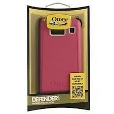 OtterBox Defender Series Case for Motorola RAZR MAXX HD Retail Packaging Blushed
