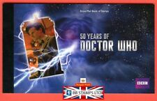 2012 DY6 50 Years of Dr Who Prestige Booklet.