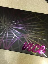 Urban Decay * VICE 4 * Eye Shadow 20 Shade Palette w/Brush & Bag NIB LTD Edition