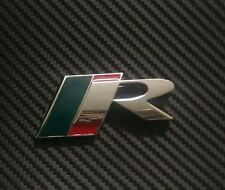 Jaguar R Metal Emblem Sticker  for XKR XJR XFR X Type XF Boot Badge Decal