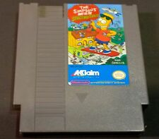 The Simpsons: Bart vs. The Space Mutants (Nintendo Entertainment System, 1991)