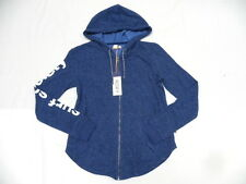 Roxy Hawser Blue Sweats & Hoodies Sz Small SERJFT03509