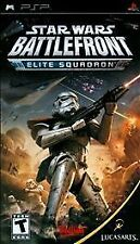 Star Wars: Battlefront -- Elite Squadron (Sony PSP, 2009) - UMD DISC ONLY