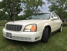 Cadillac: DeVille Base Sedan 4-Door