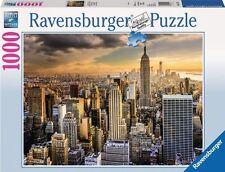 RAVENSBURGER PUZZLE*1000 TEILE*GROSSARTIGES NEW YORK*OVP