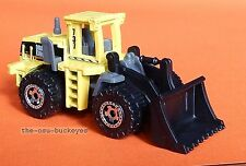 2008 Matchbox Loose Quarry King Yellow 737 Construction Combine Shipping