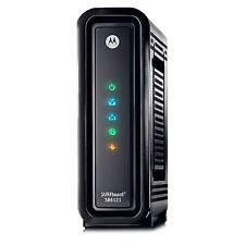 Motorola SurfBoard SB6121 Docsis 3.0 Cable Modem Time Warner Charter Cox