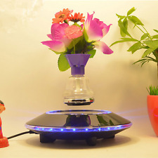 Magnetic Levitation Auto floating Rotating Holder Maglev Stand Display Showcase