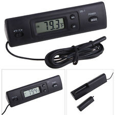 New Used Widely Digital LCD Display Auto Car In-outdoor Thermometer Temperature