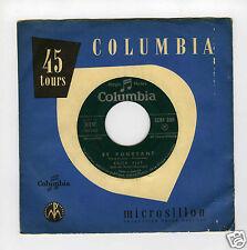 45 RPM SP EDITH PIAF ET POURTANT / MARIE LA FRANCAISE