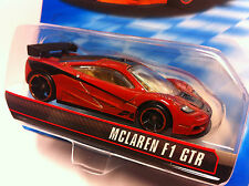 Hot Wheels Speed Machines *MCLaren F1 GTR* NEU / OVP Sammlerstück