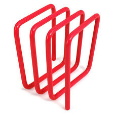 Block Designs Letter Rack - Red Letter rack. Home accessory
