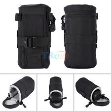 Camera Lens Case Insert Bag Protective Cover For Canon Sony Nikon DSLR camera