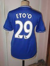 Maillot shirt trikot maglia ETO'O CHELSEA  2013-2014 jersey ADIDAS CAMEROON