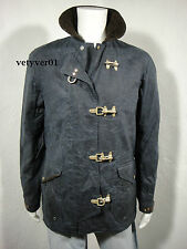 NWT Polo RALPH LAUREN Military Oilcloth Fireman's Coat Jacket Navy size XL