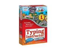 Individual Software Typing Instructor For Kids Platinum