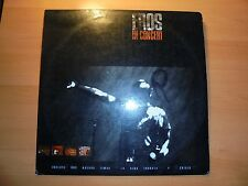 EROS RAMAZZOTTI Only Colombia lp EROS IN CONCERT 11 tracks 1992  / 17