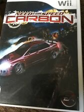 Need for Speed: Carbon (Nintendo Wii, 2006) Complete FAST SHIPPING