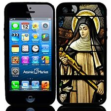 Saint Monica Holding The Cross Of Jesus For Iphone 6 Case Cover