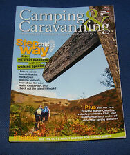 CAMPING & CARAVANNING VOLUME 107 NO 4 APRIL 2012 - STEP THIS WAY