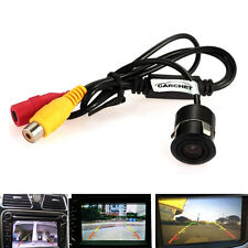 CCD 18.5mm Car Auxiliary Aid Night Vision Camera Kit Reverse Backup Parking HD