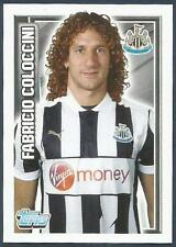 TOPPS 2012/13 PREMIER LEAGUE #133-NEWCASTLE UNITED/ARGENTINA-FABRICIO COLOCCINI