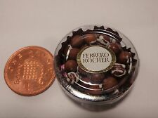 1:12 Scale Dark  Chocolates Dolls House Miniature Sweet (D)