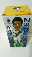 Omar Gonzalez LA Galaxy MLS Bobblehead SGA 8/31/13 New In Box- Soccer /Football