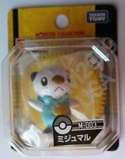 NEW! ORIGINAL TAKARA TOMY POKEMON M-003 FIGURE TOY MIJUMARU/ OSHAWOTT USA SELLER