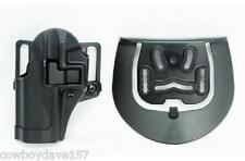 BlackHawk CQC Serpa fits S&W SD 40VE SD 9VE  S&W 40VE S&W 9VE Left Handed Matte
