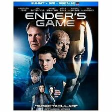 Ender's Game [Blu-ray] Harrison Ford, Abigail Breslin Blu-ray