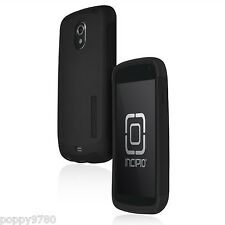 Incipio SILICRYLIC HardCover Double Case Shell Ultra-thin for Galaxy Nexus Black