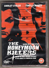 THE HONEYMOON KILLERS - TRUE STORY - SHIRLEY STOLER - NEW & SEALED R2 DVD