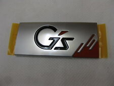Toyota Vitz Yaris Rs Plate Back Door GS Emblem Genuine JDM