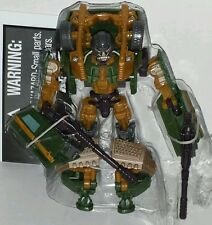 Transformers FIRETRAP Figure Hunt for the Decepticons HFTD Scout Class